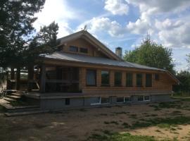 Rezidentsiya Vasiliya Shchetinina, Nikola-Lenivets