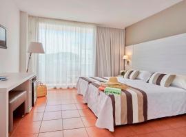 Hotel Tres Torres, Santaeulalja