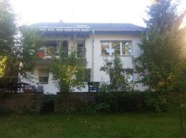 Ferienwohnung Idylle am Waldrand, Neuhausen