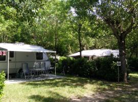 Camping la Chiocciola, Bucine