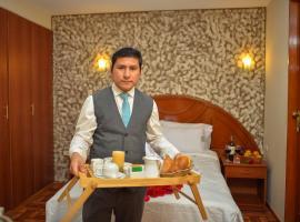 Mamho Business Hotel, Trujillo