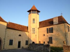 Château de Baylac, Bugnein