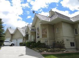 Calgary Slope Luxury Vacation Home, 캘거리