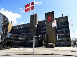 Idraettens Hus, Brøndbyvester