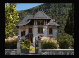 Villa de Maître, Martigny-Ville