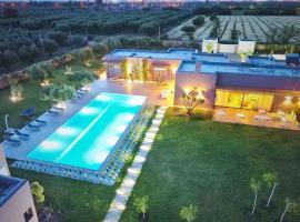 Villa Jardins D'Isa, Marrakesh