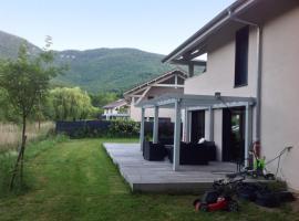 Divonne Villa, Divonne-les-Bains