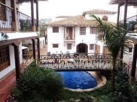 羅馬別墅精品酒店, Villa de Leyva