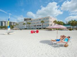 Sandcastle Resort at Lido Beach, Sarasota