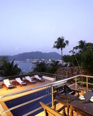 Villa Baan Thap Thim