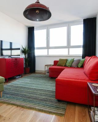 2 Double bedroom apartment London
