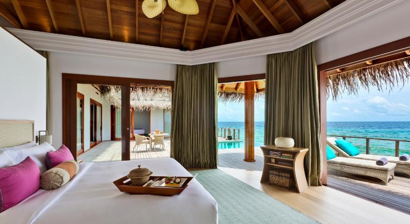 Бунгало на Мальдивах в тайском стиле