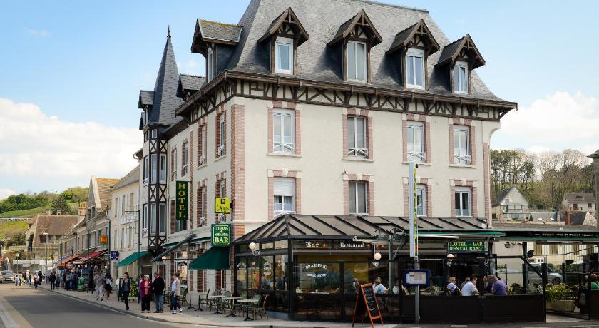 hotel de normandie arromanches les bains avec des photos booking