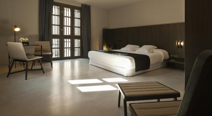 Habitación en el Caro Hotel