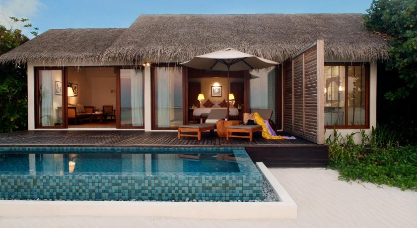 Бунгало в резорте The Residence Maldives
