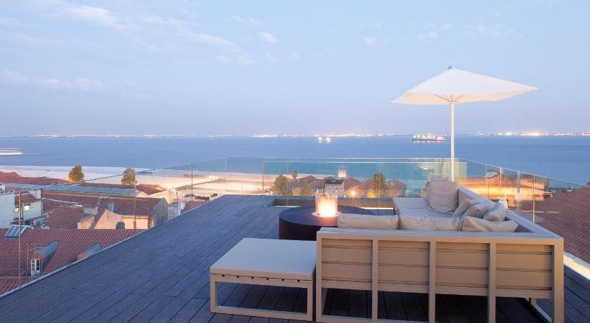10 of the most romantic hotels in lisbon for Hotel design lisbona