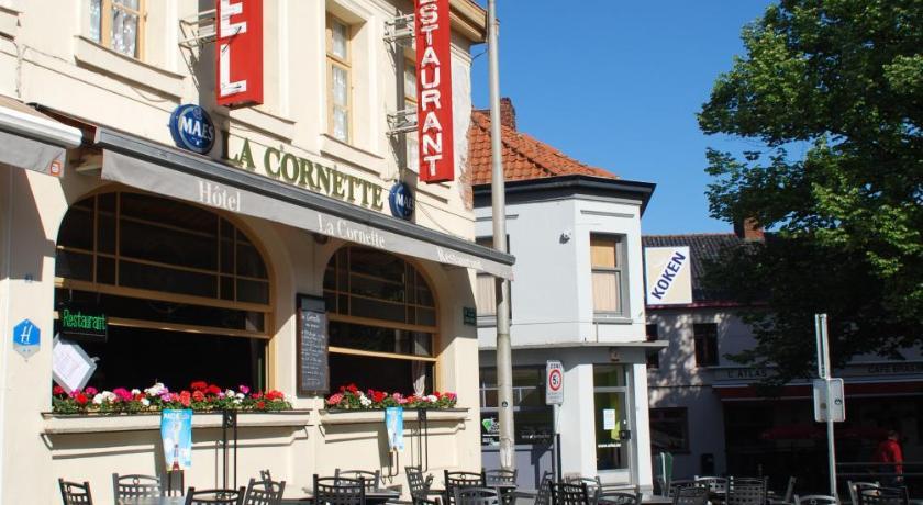 Hotel de la cornette belgique bon secours for Bon de reservation hotel