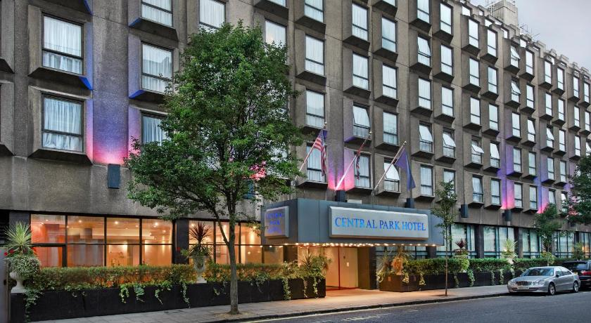 Central park hotel london including photos for Central reservation hotel
