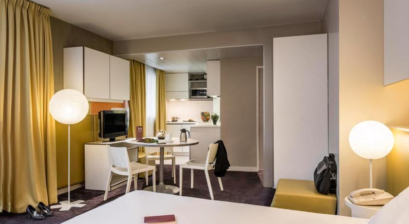 Apparthotel mercure paris boulogne france boulogne for Appart hotel boulogne billancourt