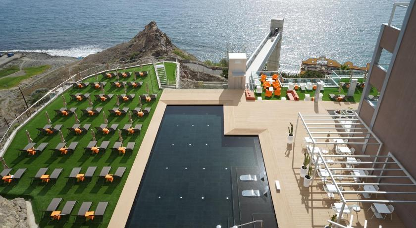 hotel riviera vista - hoteles románticos gran canaria