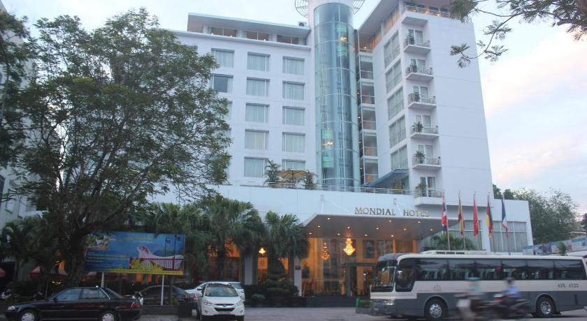 Mondial hotel hue vietnam hue for Reservation hotel monde