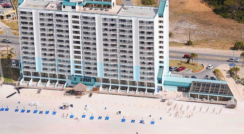 Landmark Holiday Beach Resort Panama City Beach Fl