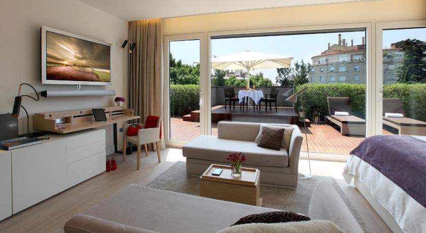 abac hotel barcelona - hoteles barcelona para parejas