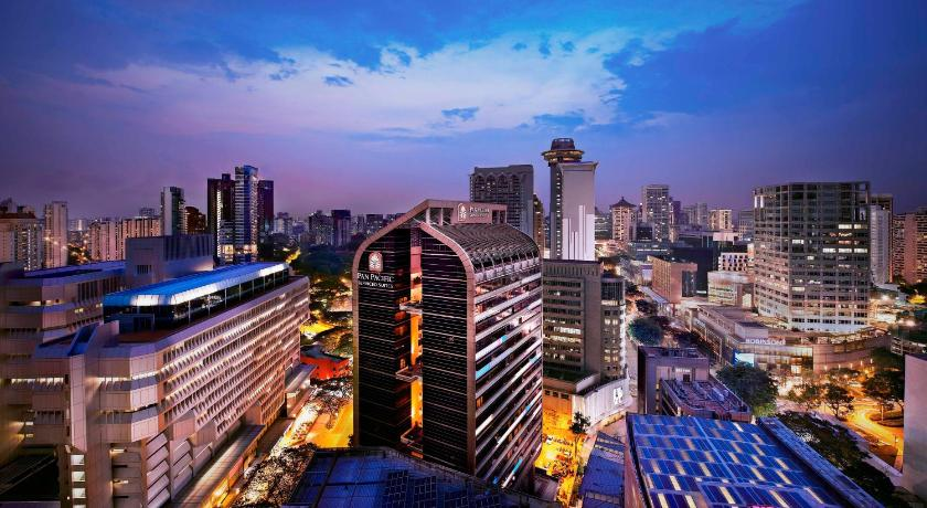 ★★★★★ Pan Pacific Serviced Suites Orchard