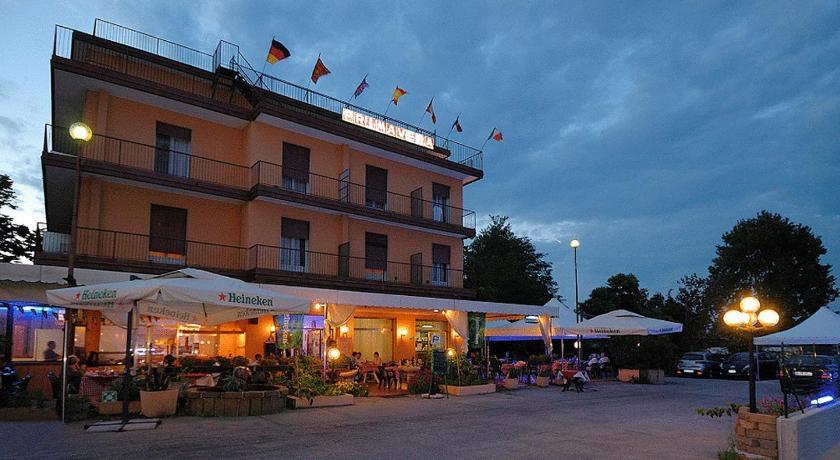 Hotel primavera italie mestre for Reservation hotel italie