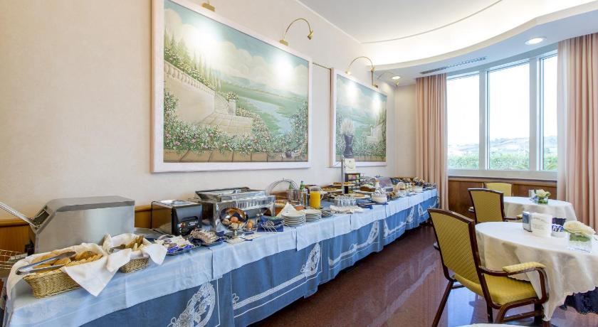 Your hotel on the border control in Tortoreto