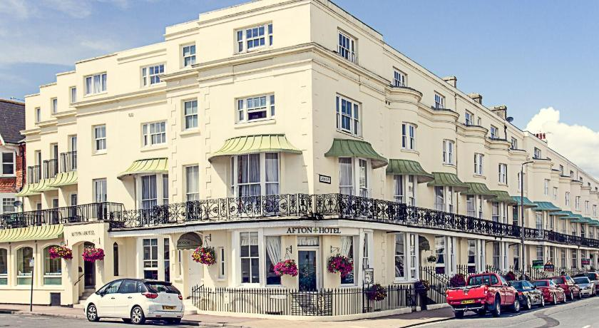 Image result for Afton hotel eastbourne