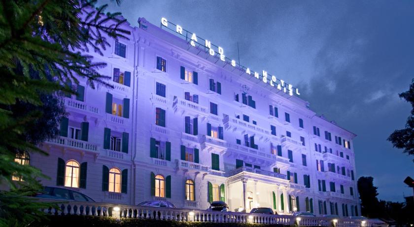 Grand hotel des anglais italie san remo for Site anglais reservation hotel