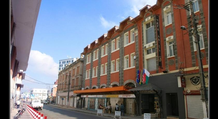 Hotel Centre Ville Tana