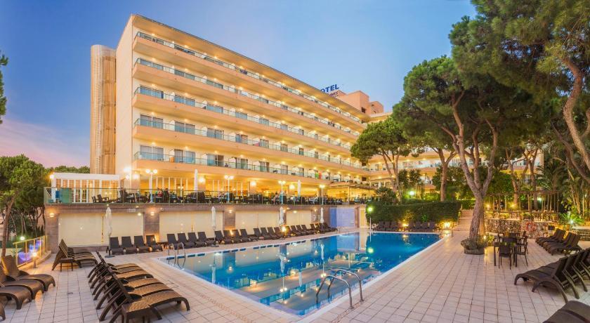 Hotel las vegas espagne salou for Reservation hotel en espagne gratuit