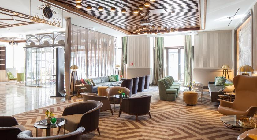 Titanic Chausse Berlin - hoteles para parejas en berlin