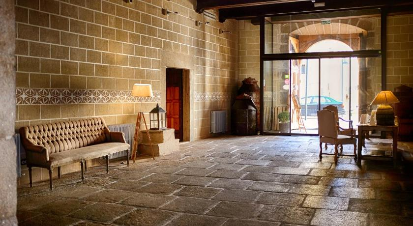 boutique hotels plasencia  9