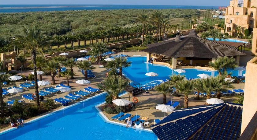 Hotel isla canela park espa a isla canela for Jardines isla canela