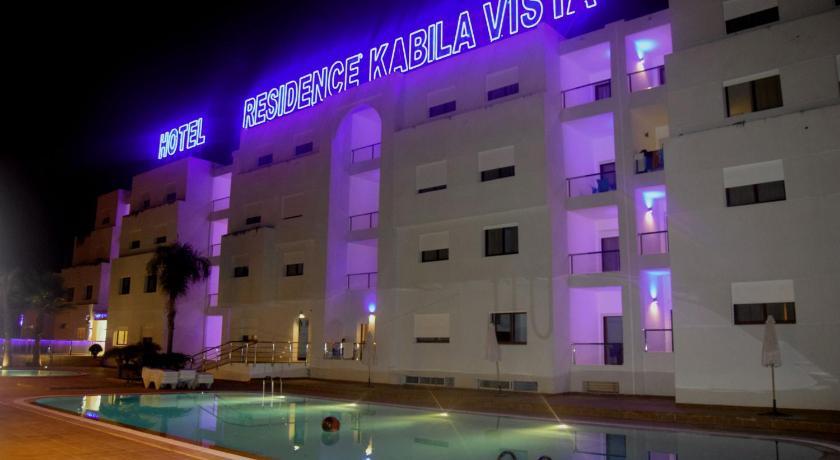 Hôtel Résidence Kabila Vista