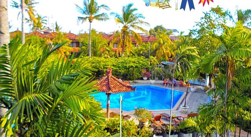 Palm beach hotel bali kuta indonesia for Bali indonesia hotel booking