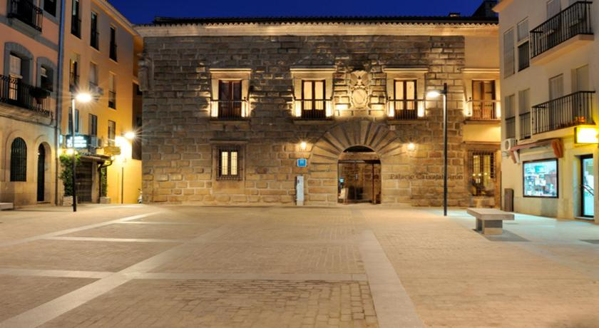 boutique hotels extremadura  87