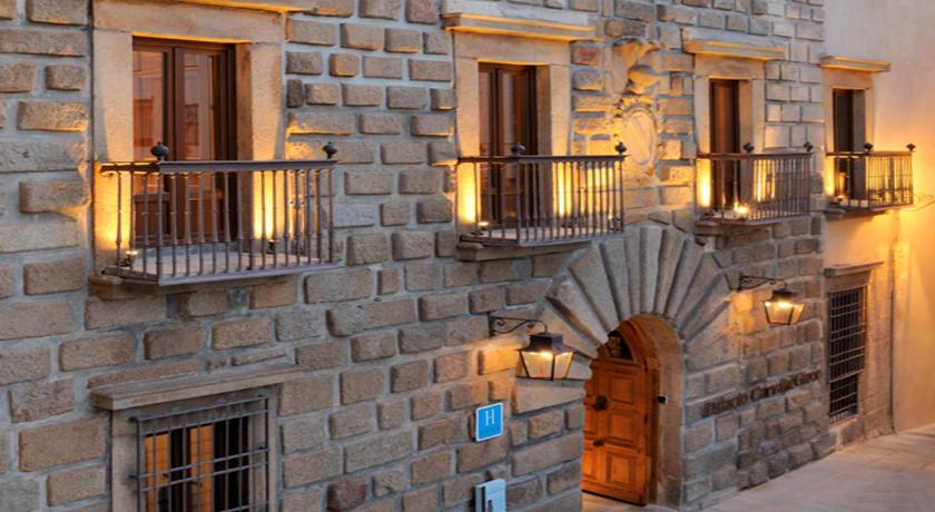 boutique hotels plasencia  11