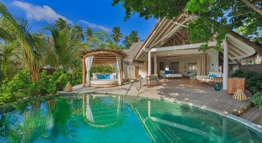 Milaidhoo Island Maldives - водная вилла люкс