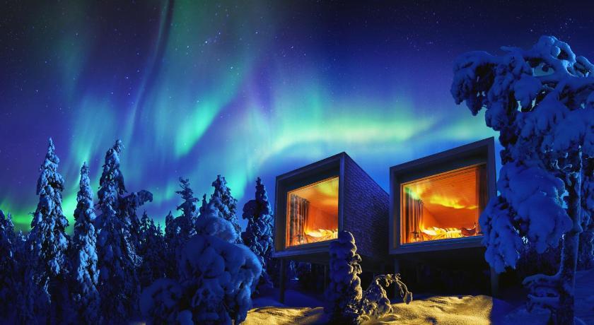 ★★★★ Arctic TreeHouse Hotel