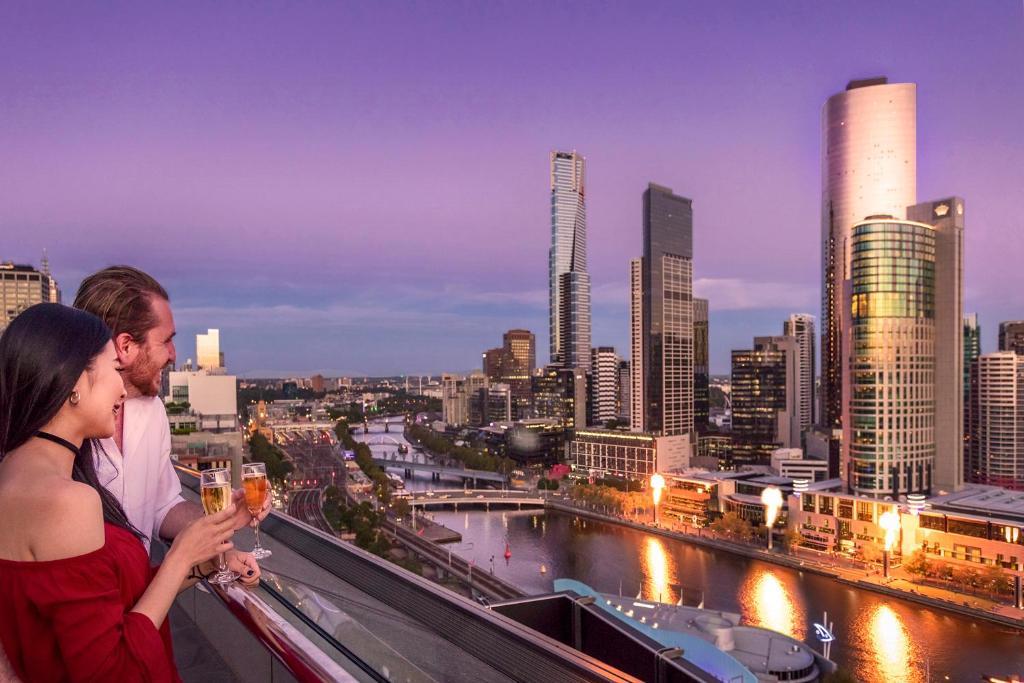 Apartment Melbourne CBD Penthouse, Australia - Booking.com