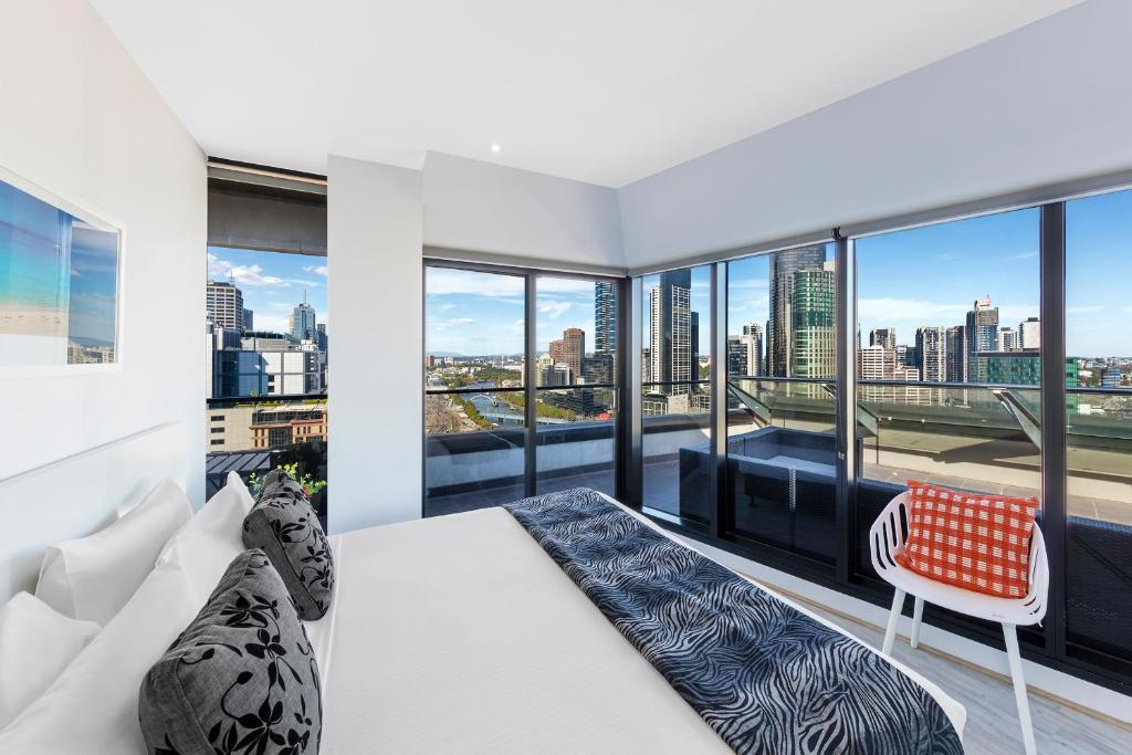 Apartment Melbourne CBD Penthouse, Australia - Booking.com