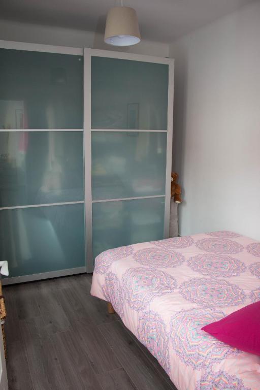 37878381f08bfc Un ou plusieurs lits dans un hébergement de l'établissement Espace Wilson