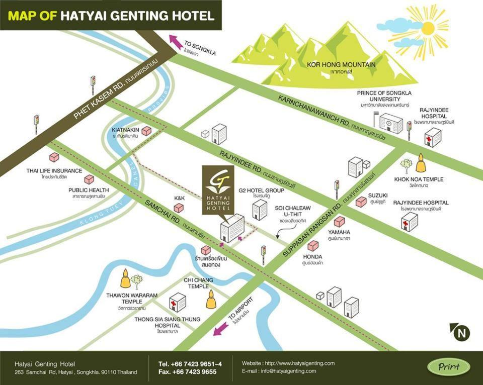 Hatyai Genting Hotel Hat Yai Updated 2018 Prices