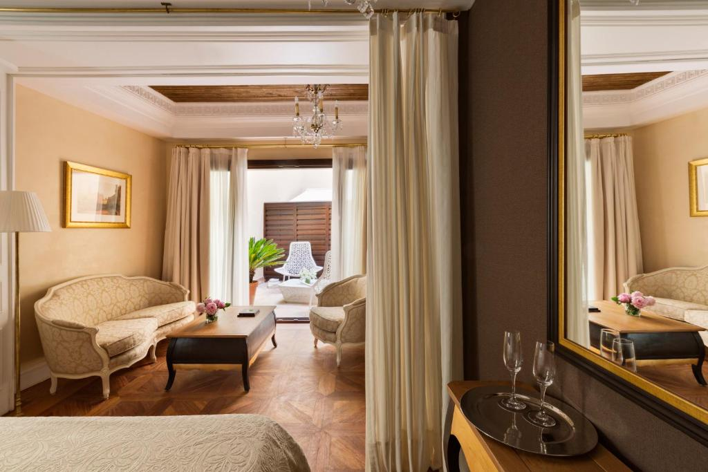 boutique hotels sevilla provinz  255