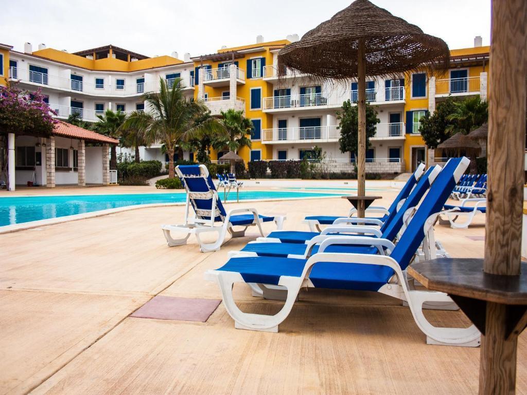 The swimming pool at or near 2 Bedroom Apartment - Vila Verde Resort
