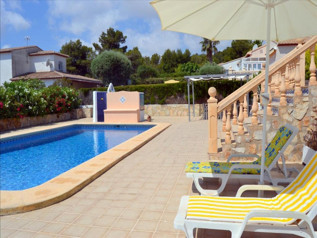 Villa Casa Limon Javea Spain Booking Com